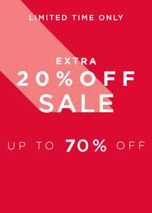 Hobbs - extra 20% off sale prices - £3.95 delivery