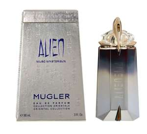 Thierry Mugler Alien Musc Mysterieux 90ML £48.98 delivered @ TKMaxx (mainland UK delivery only)