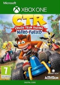 Crash Team Racing Nitro-fueled Xbox One (UK) £14.99 @ CDKeys