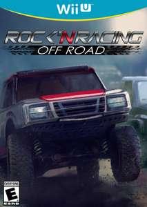 Rock 'N Racing Off Road for Wii U. Spiritual successor to Super Off Road - 91p @ Nintendo