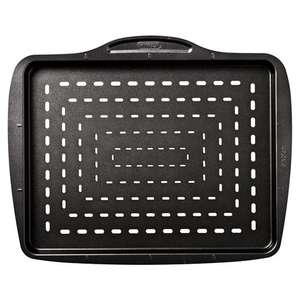 Pyrex Black Diamond Crisper Baking Tray (37cm x 28cm) for £2.25 (Minimum Basket / Delivery Charges Apply) @ Tesco