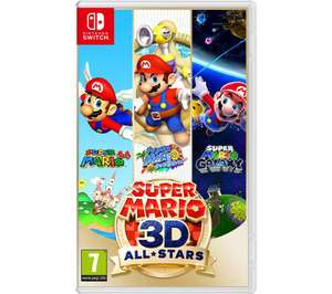 Super Mario 3D All-Stars - £36.99 at Currys PC World