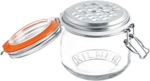 Kilner 0025.841 Cheese Grater Set, Glass - £7.99 Prime / +£4.49 non Prime @ Amazon
