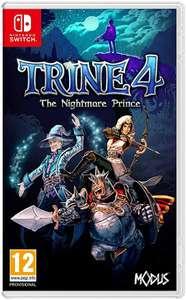 Trine 4 The Nightmare Prince - Nintendo Switch Prime £12.99 / Non-Prime £15.98 Amazon