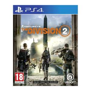 Tom Clancy's The Division 2 (PS4) £5.95 @ Game Collection