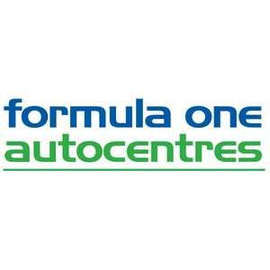 Formula one autocentres - MOT for £27.42 - National Deal