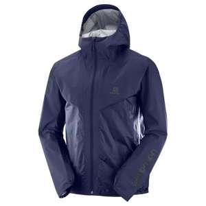 SALOMON Mens Outspeed Hybrid Jacket (Night Sky) £67.98 Delivered @ Sportpursuit