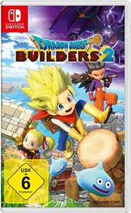 Dragon Quest Builders 2 (Nintendo Switch) £30.35 (£28.5 with fee free card) Delivered (UK MAINLAND ONLY) @ Amazon Germany
