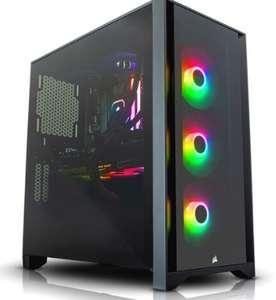 Costco Voyager 9 iCUE, AMD Ryzen 9, 32GB RAM, 500GB SSD, 4TB HDD, RTX 3090, Gaming Desktop PC - £3,299.89 @ Costco