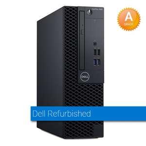 48% off Selected Refurb Dell Small Form Factor PCs - i5 8500 - 256GB - 8GB RAM £309.07 / i5-9500 model £338.12 Delivered @ Dell Refurbished