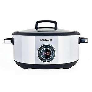 Lakeland Digital Slow Cooker 6.5L - £39.99 (+£3.50 Delivery) @ Lakeland
