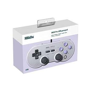 8Bitdo SN30 Pro - USB Wired Gamepad (Nintendo Switch, Windows, Raspberry Pi) £20.57 Delivered @ Amazon