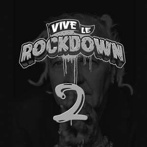 Vive Le Rockdown (Live Online Gig 20/02/21) Free (Donations) : New Model Army, The Loveless with Marc Almond, The Mission, Killing Joke etc