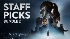 Staff Picks Bundle 2 (10 Steam PC/Mac/Linux Games : XIII/ Call Of Juarez/ Beholder/ Syberia 3/ Sherlock Holmes and more) £3.09 @ Fanatical