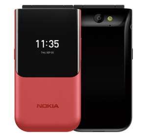 Nokia 2720 Flip 4G / 4GB RAM / 21 Days Standby Battery on 4G - £79.99 @ Nokia Store