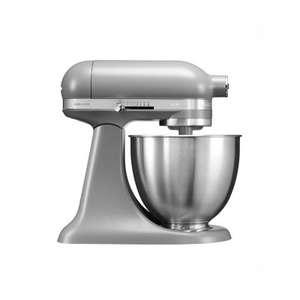 KitchenAid Artisan Mini 3.3 Litre Stand Mixer Matte Grey 5KSM3311XBFG £299.99 at Lakeland