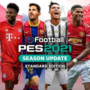 eFootball PES 2021 Standard Edition [PS4] £7.30 @ PlayStation PSN Indonesia