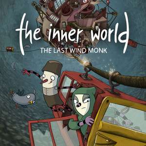 The Inner World - The Last Wind Monk System: Nintendo Switch £1.19 at Nintendo eShop