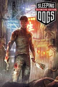 Sleeping Dogs Definitive Edition (XBox One) - £3.59 @ Microsoft Store