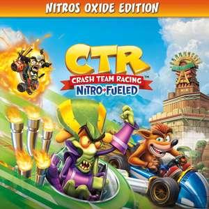 Crash Team Racing Nitro-Fueled - Nitros Oxide Edition [Xbox One / Series X/S - via VPN] £13.99 @ Xbox Store Brazil