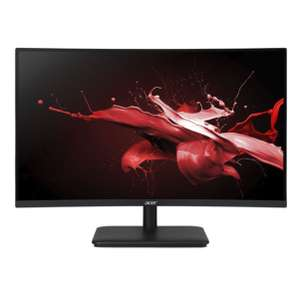 Acer ED0 Curved Monitor   ED270UP   Black ‐ WQHD 165Hz £259.99 @ Acer