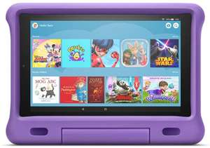 """Fire HD 10 Kids Edition Tablet 10.1"""" 1080p Full HD Display, 32 GB, Kid-Proof Case £149.99 sold by Amazon EU"""