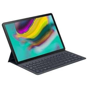 "Samsung Galaxy Tab S5e (Refurb) 10.5"" 64GB Wi-Fi Black Fast Android Tablet + Keyboard £229.98 @ lizardtechsolutions eBay"