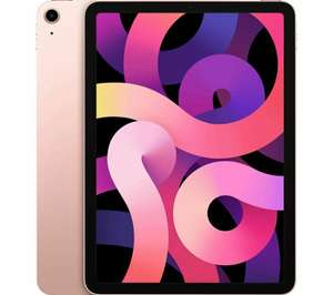 """APPLE 10.9"""" iPad Air (2020) - 256 GB, Rose Gold 'Open box' £637.88 @ Currys Clearance / eBay"""
