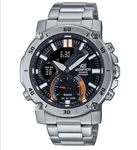 CASIO WATCH EDIFICE Bluetooth Smartwatch Men's ECB-20D-1AEF Casio Official 2 Year Guarantee - £119 Delivered @ Jura - CW Sellors