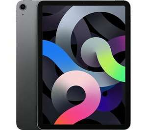 "APPLE 10.9"" iPad Air (2020) 256GB Space Grey - DAMAGED BOX £577.48 at Currys eBay"