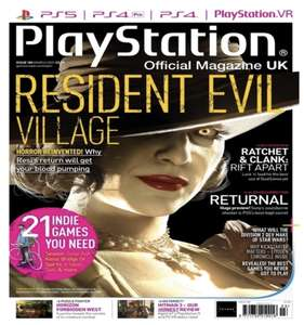 PlayStation Official Magazine - 3 issues for £3 @ Magazines Direct