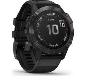 GARMIN Fenix 6 Pro - Uber smart watch £479 @ Currys PC World