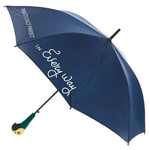 Officially Licensed Mary Poppins Umbrella with Parrot Handle £15.26 (Prime) / £19.75 (non Prime) at Amazon