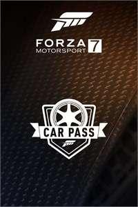 Forza Motorsport 7 Car Pass £7.49 at Microsoft (Microsoft Store)