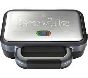 BREVILLE VST041 Deep Fill Sandwich Toaster, £21.99 at Currys/ebay
