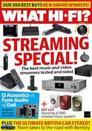 13 issues of What Hi fi magazine plus free Earfun Air wireless earbuds £48 @ Magazines Direct