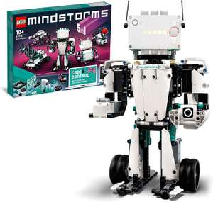 LEGO Mindstorms 51515 Robot Inventor Robotics Kit, 5-in-1 App Controlled Programmable Interactive Toy Coding for Kids - £219.99 @ Amazon