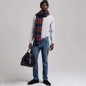 Up to 60% Off Outlet Sale + 10% Off with code + Free Delivery & Free Returns @ GANT