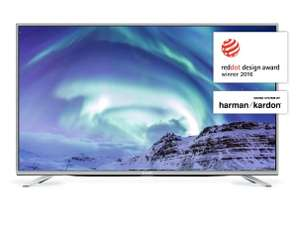 "Sharp LC-55CUF8472 55"" 4K Ultra-HD Smart LED TV, Freeview HD, Netflix £379 @ Sonic Direct"
