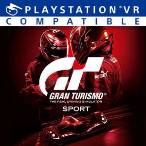 Gran Turismo™ Sport (PS4) £7.99 @ PlayStation Store
