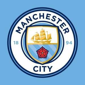 Upto 60% off Wear your colours with pride   Mini kits offer & More £4.95 delivery @ Man City Store