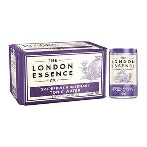 London Essence Grapefruit & Rosemary Tonic Water 6X150ml £1.30 @ Tesco Great Yarmouth