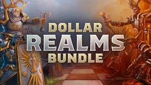 Dollar Realms Bundle 95p (11 games + 2 DLC inc Two Worlds 1&2, Battle vs Chess, Earth 2150 trilogy etc) @ Fanatical