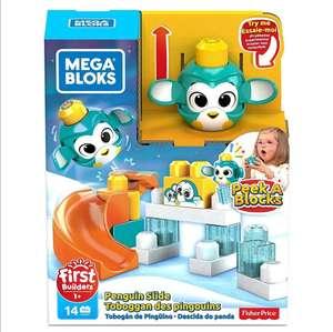Mega Bloks Penguin slide £4 & Forest set £5 Prime at Amazon (£3.49 non Prime)