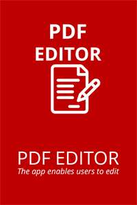 Editor for Adobe Acrobat PDF Reader Annotator : Merge/ Edit/ Sign & Fill PDF - Temporarily Free @ Microsoft Store