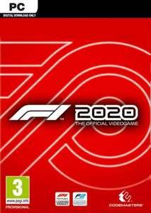 F1 2020 PC £10.99 at CDKeys