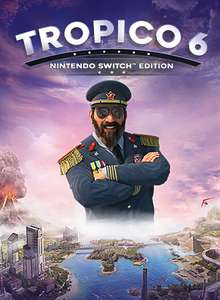 Tropico 6 (Nintendo Switch) - £18.95 delivered @ The Game Collection