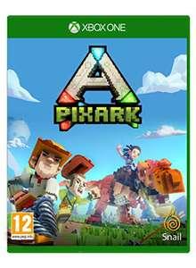Pixark (PS4 / XBOX One) [German Cover] £4.33 + £2.99 NP @ Amazon