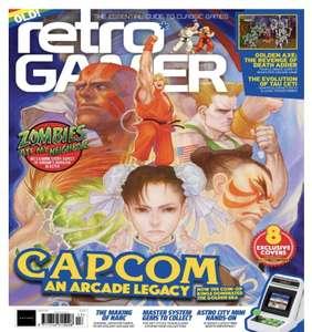 Retro Gamer Magazine - 3 issues for £3 @ Magazines Direct