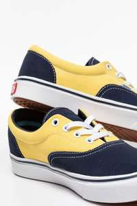 Vans Era Comfycush Dress Navy/Gold £23.40 with code + £2.95 delivery @ Two Seasons